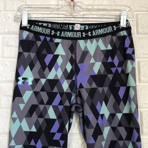 Under Armour geometric leggings